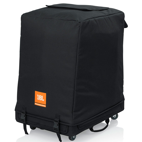 Carrying bag deluxe with wheels