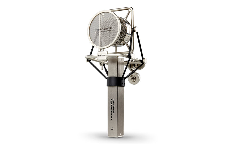 Condenser recording microphone (Limited Qty)