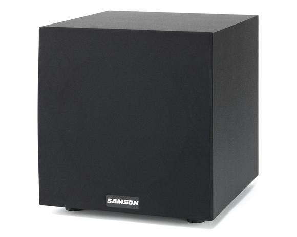 "Active Studio Subwoofer 10"" 100W"