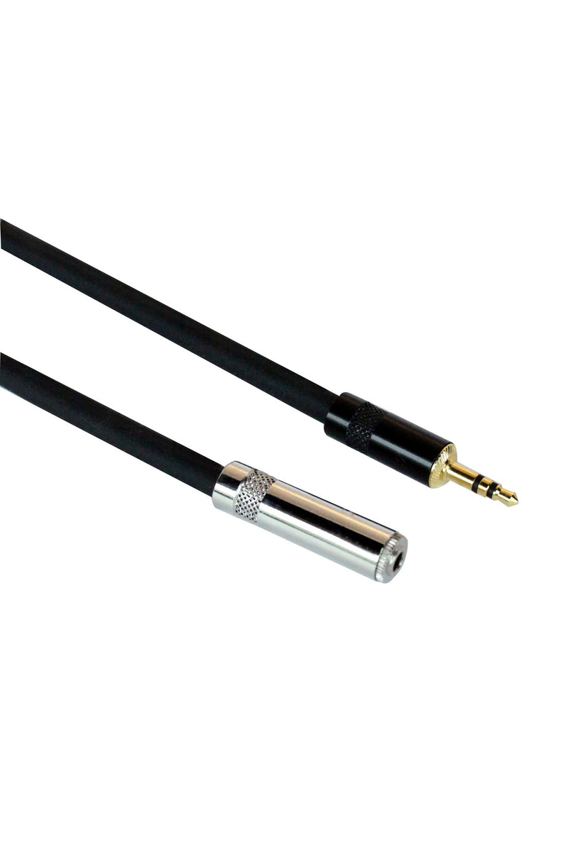 "1/8"" Mini TRS Extension Cables"