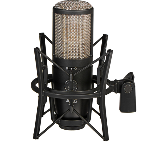 Multi Pattern large diaphragm condenser microphone
