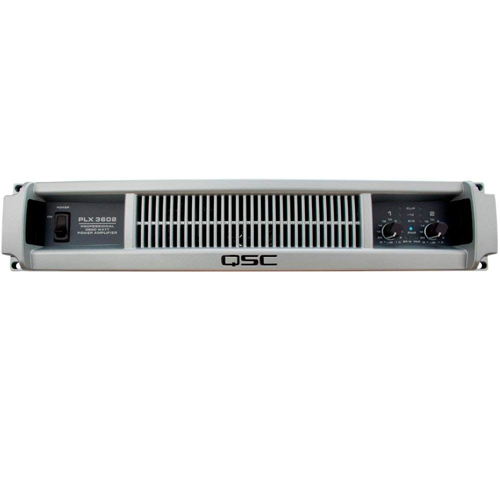 Power amplifier 2 x 1200 WATT AT 4 OHM