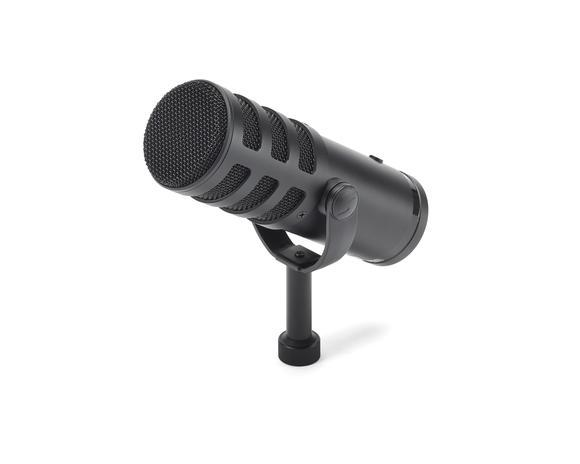 XLR / USB Dynamic Broadcast Microphone
