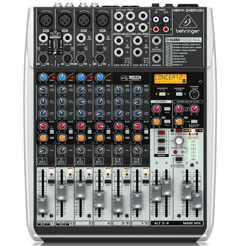 MIXING CONSOLE 12 INPUTS