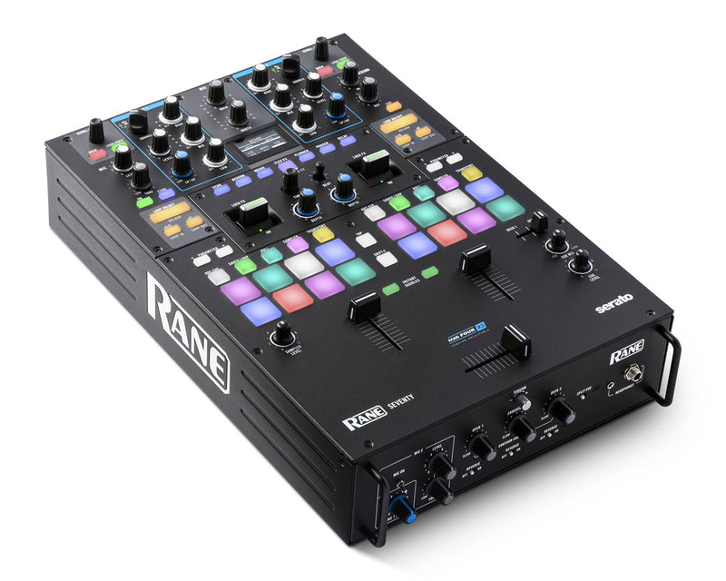 2 channel Serato mixer - Battle Mixer (PROMO FREE LAPTOP STAND)