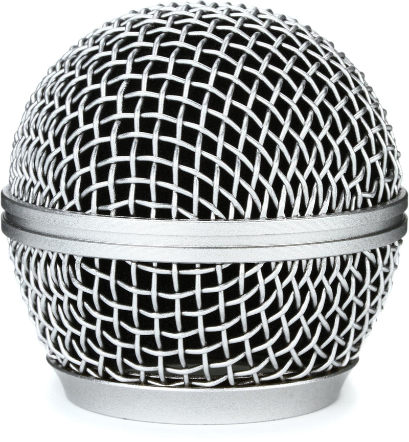 Microphone grill replacement