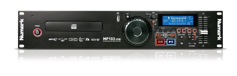Professional USB and MP3 CD player