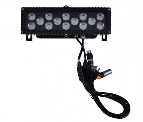 LED PROJECTOR 14x 3-watt TRI-color LEDs (Used-clean-3 months warranty)