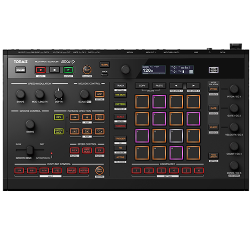 multitrack sequencer (PROMO FREE LAPTOP STAND & DJ MASK)
