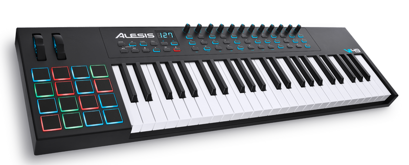 Key USB/MIDI Keyboard Controller