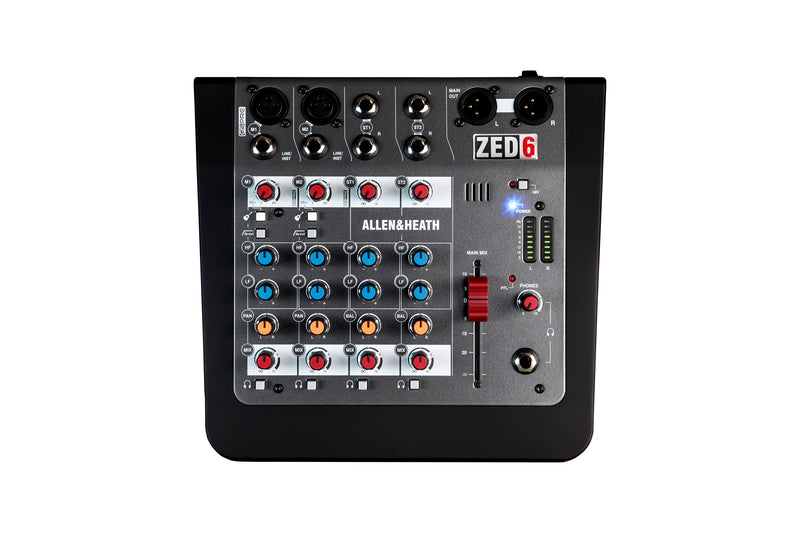 2 Mono 2 Stereo channel Mixer