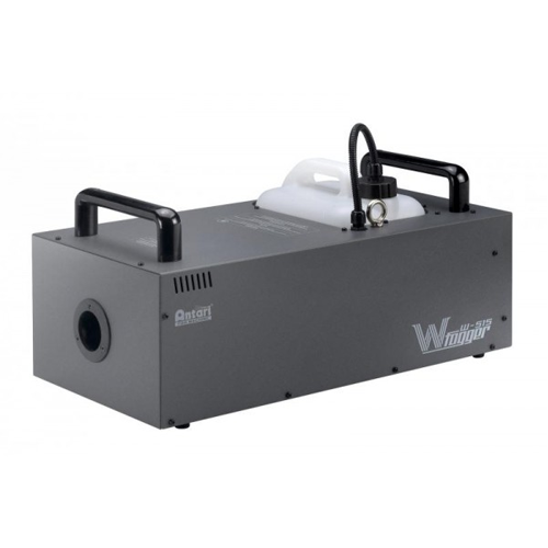 Wireless fog machine