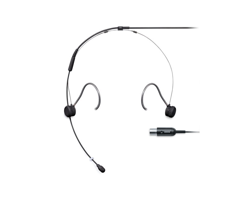 Subminiature Headset Microphone (TA4F)