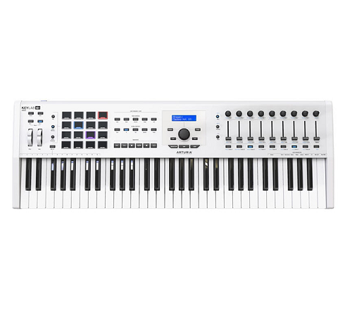 Midi keyboard controler