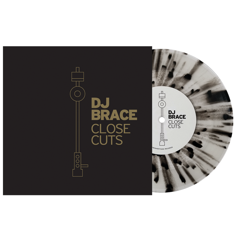 7'' DJ Brace Close Cuts Serato Edition (Single)