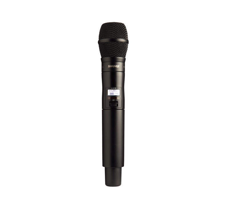 Digital Handheld Transmitter with KSM9HS Capsule
