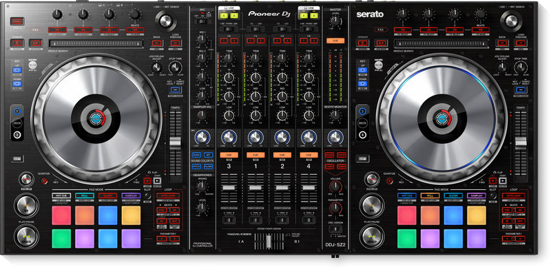 SERATO Controler (NEW / OPEN BOX - CLEARANCE-PROMO FREE DJ MASK)