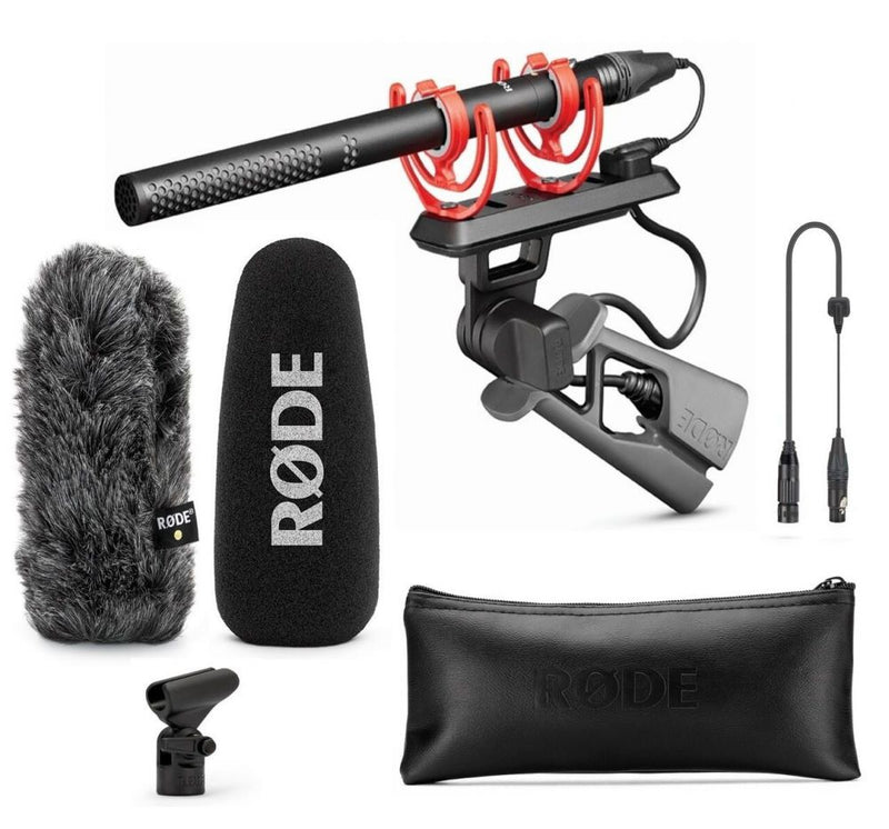 RF-Bias Shotgun Microphone