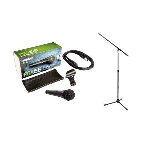 Vocal microphone complete kit
