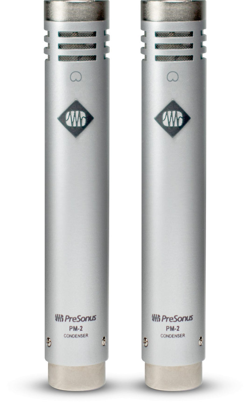 Stereo Pair of Small-Diaphragm microphone