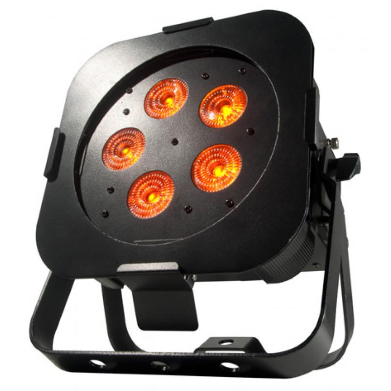 5x5 Watts Led spot battery powered fixture