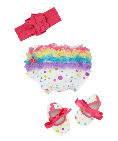 One 1 Birthday Diaper Cover Set