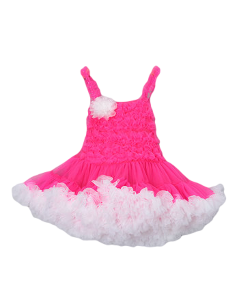 Pink Pageant Girl Pettidress