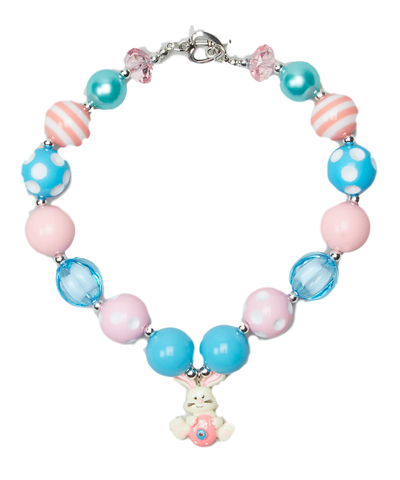 Chunky Easter Bunny Necklace