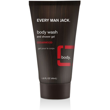 Every Man Jack / Body Wash Cedarwood / Travel Size