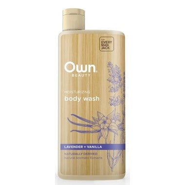 OWN Beauty by Every Man Jack / Body Wash Moisturizing Lavender & Vanilla