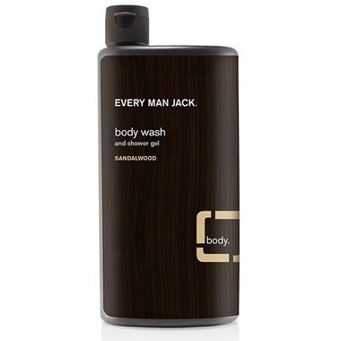 Every Man Jack / Body Wash Sandalwood