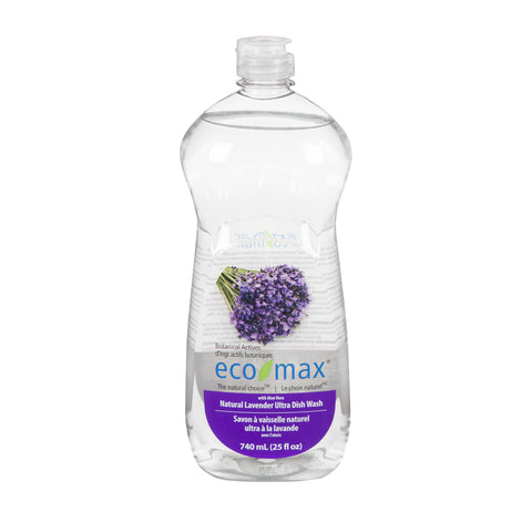 Eco-Max Ultra Dish Wash / Natural Lavender