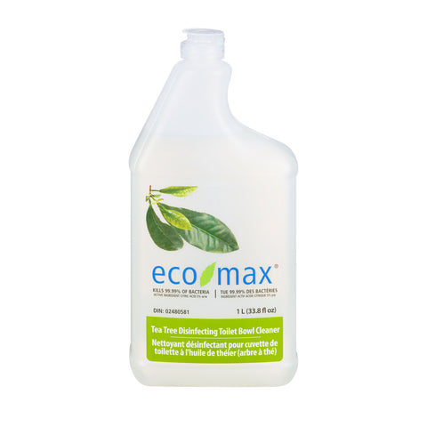 Eco-Max Disinfecting Toilet Bowl Cleaner / Tea Tree