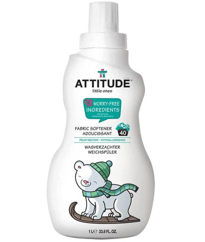 ATTITUDE Nature + Little Ones Fabric Softener / Pear Nectar
