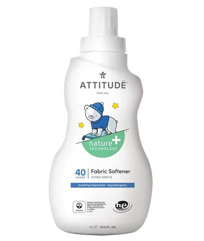 ATTITUDE Nature + Little Ones Fabric Softener / Soothing Chamomile