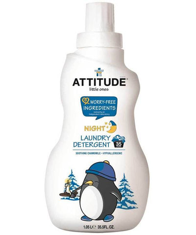 ATTITUDE Nature + Little Ones Laundry Detergent / Soothing Chamomile
