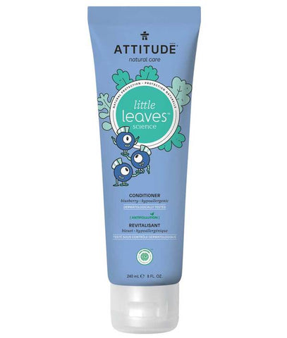 ATTITUDE Little Leaves Conditioner / Blueberry