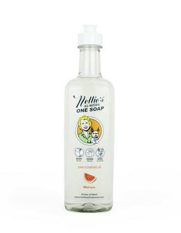 Nellie's One Soap / Melon
