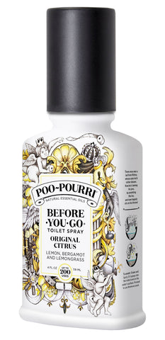 "Poo-Pourri ""Before - You - Go"" Toilet Spray / Original Citrus"