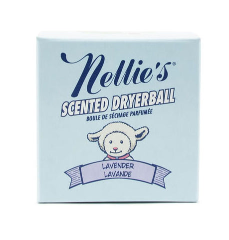 Nellie's Scented Wool Dryerball / Lavender