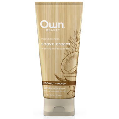 OWN Beauty by Every Man Jack / Shave Cream Coconut & Mango