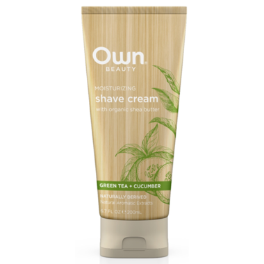 OWN Beauty by Every Man Jack / Shave Cream Green Tea & Cucumber