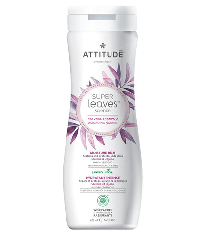 ATTITUDE Super Leaves Shampoo / Moisture Rich