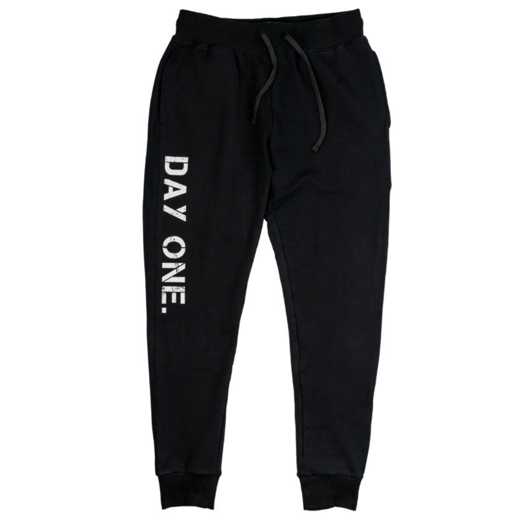 Distressed Main Logo Joggers (Unisex)