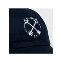 Unity Arrows Logo Dad Hat
