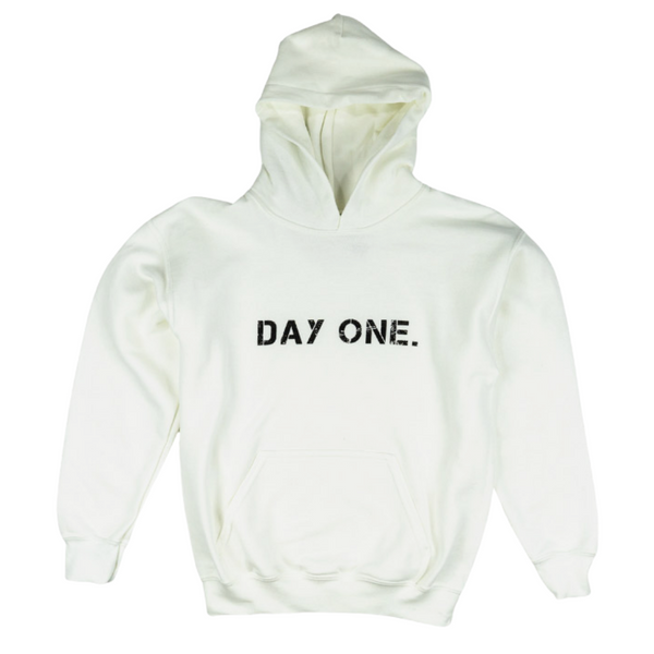 Distressed Main Logo Hoodie (Youth)