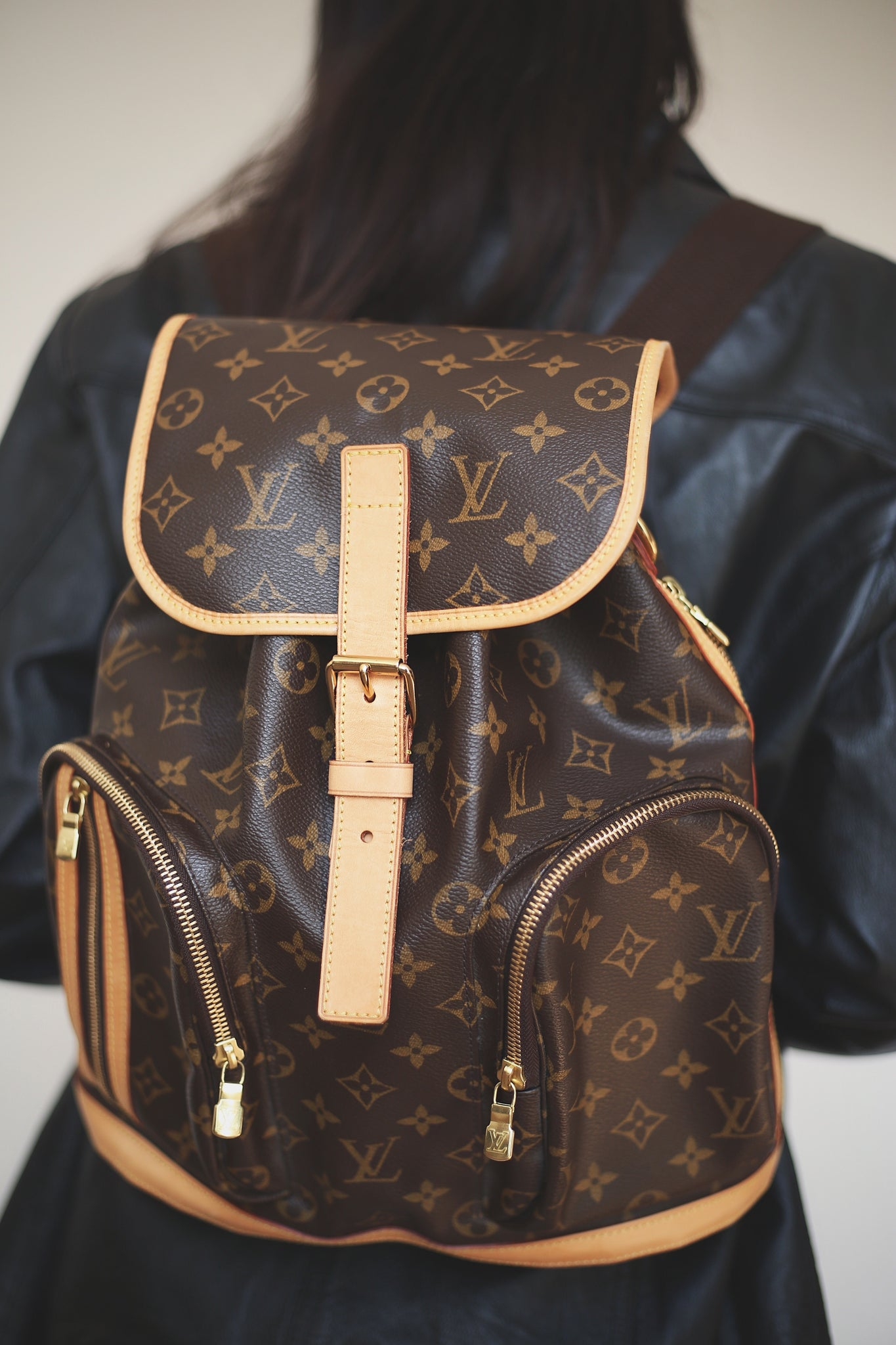 Vuitton backpack