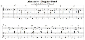 Alexander`s Ragtime Band (Dixieland)