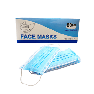 Disposable Face Mask (50 pack) - bluelily