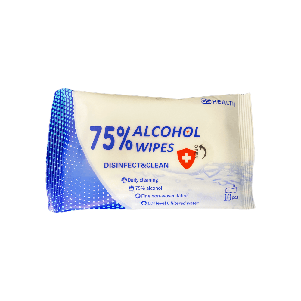 Disinfect & Clean Wipes